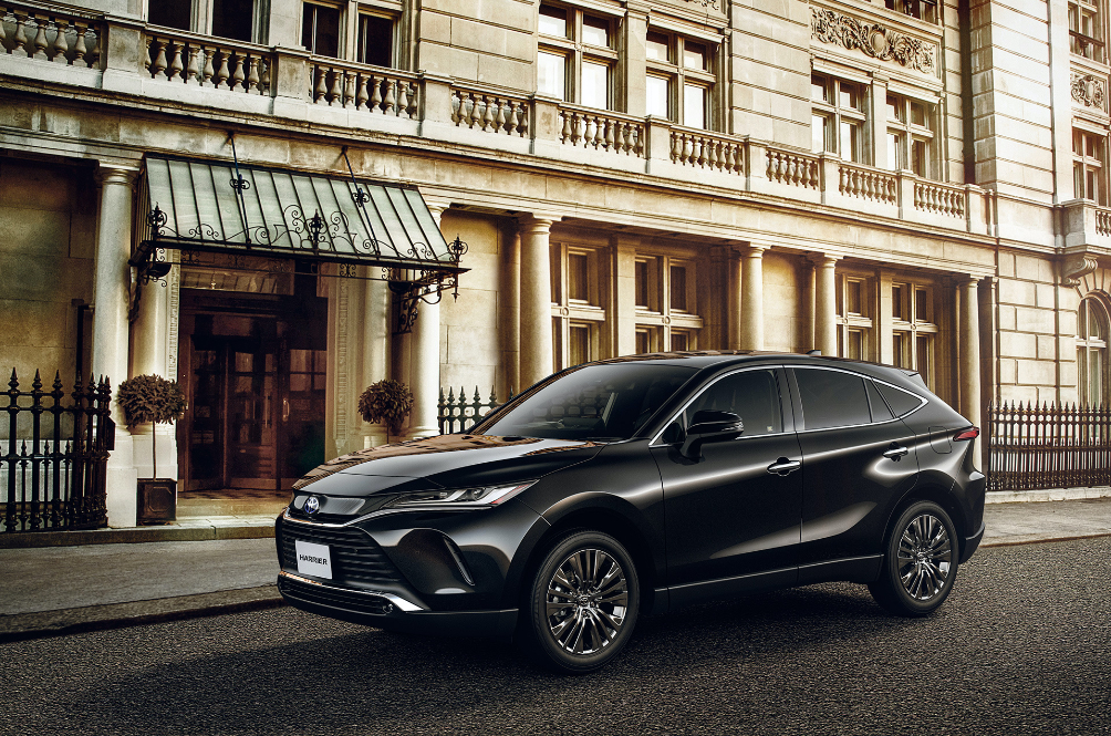 Fourth-generation Toyota Harrier Will Rise In Japan This June