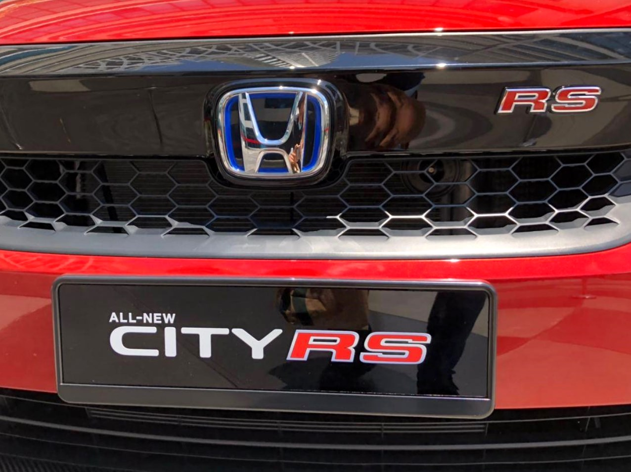 The New Honda City Rs I Mmd Leaves Its Rival Sensing Big Trouble And Watching Their Lanes Btw Rojak Daily