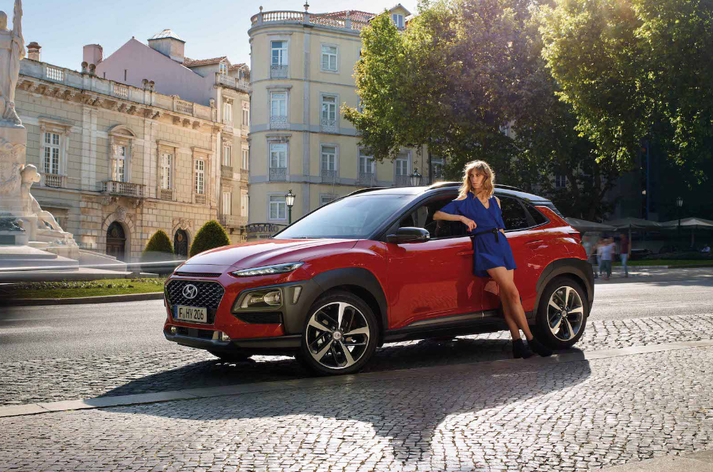 The Hyundai Kona Is Gonna Come, Taking Orders Now