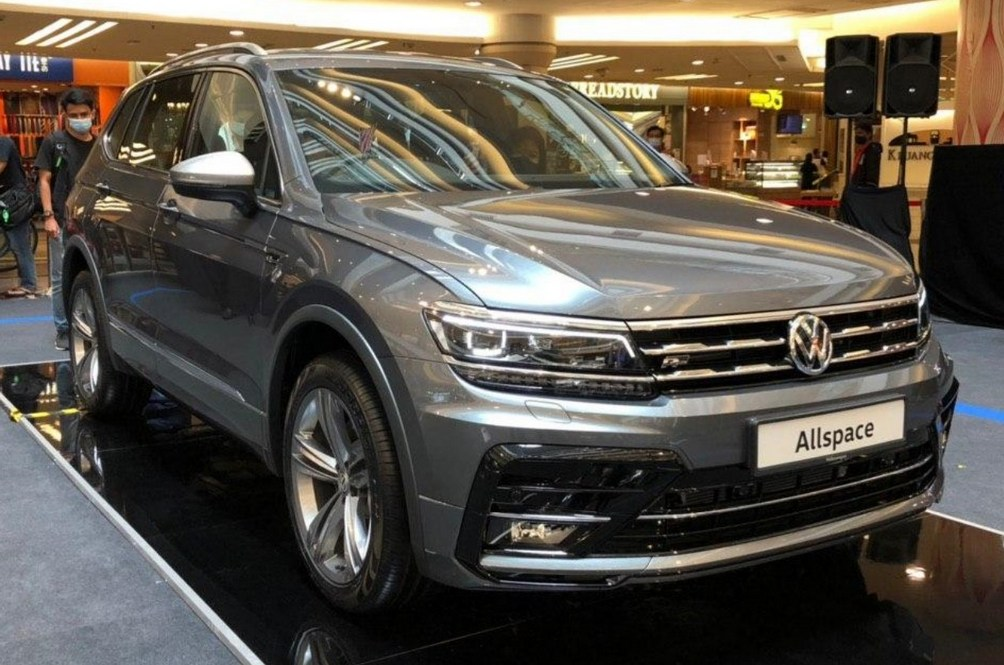 The Volkswagen Tiguan Allspace Is All Encompassing… For Up To Seven People