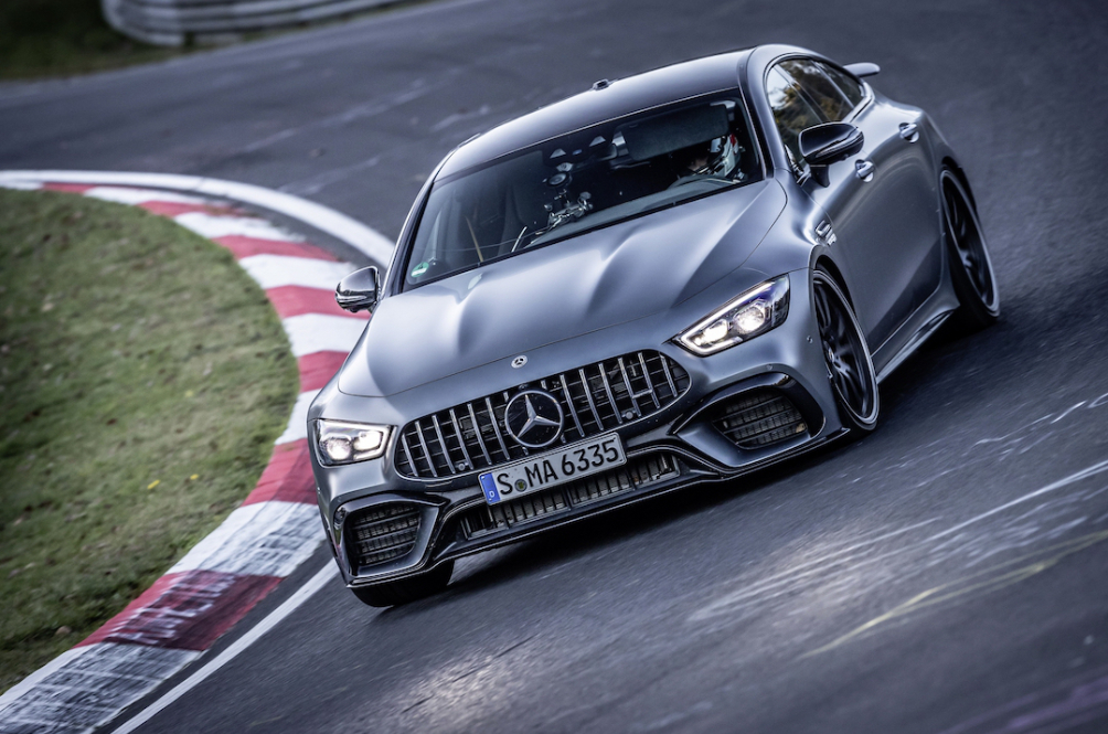 Mercedes-AMG Can Claim That They Have The Fastest Four-Door Car On The Planet Again — The GT 63 S 4MATIC+
