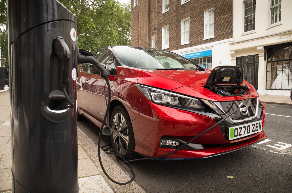 The Upgraded Nissan Leaf Continues To Remove Range-Anxiety With New Battery And Better Tech