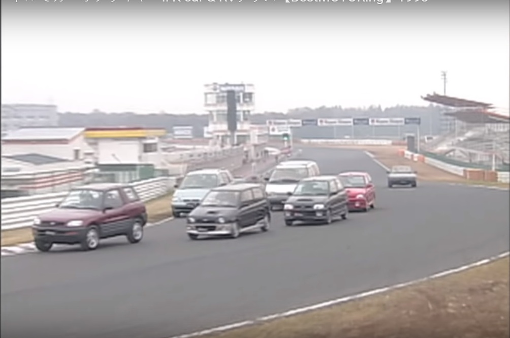 Why Are Kei Cars, SUVs And MPVs Going Head-To-Head On A Circuit?