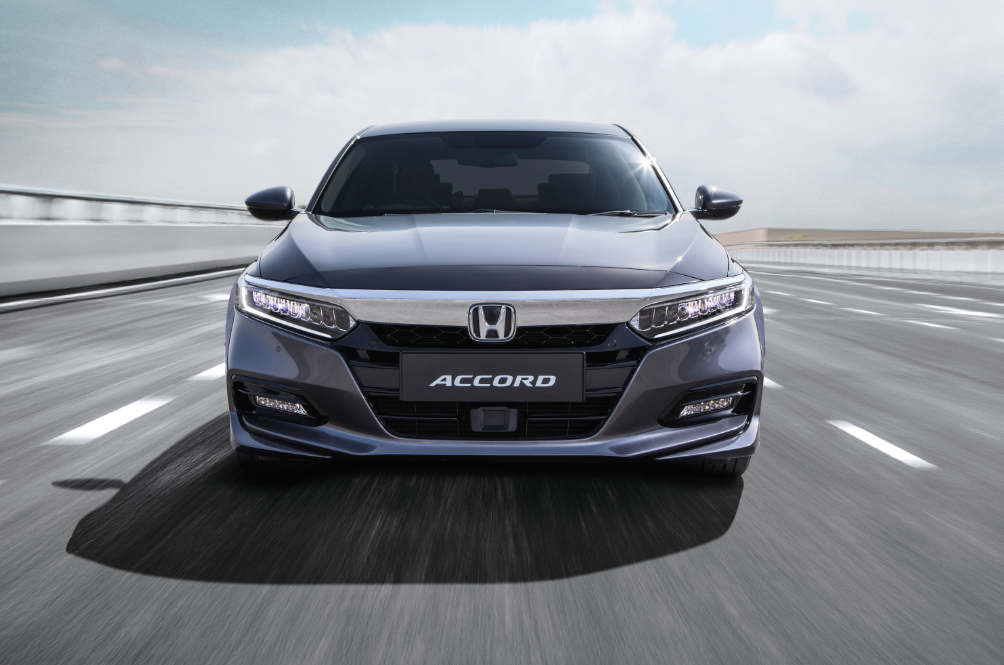 A Turbocharged Honda Accord Will Be Hitting Our Streets Soon