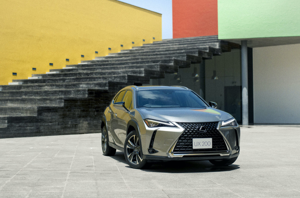 Malaysian Roads To Become Less Boring When The Lexus UX Arrives