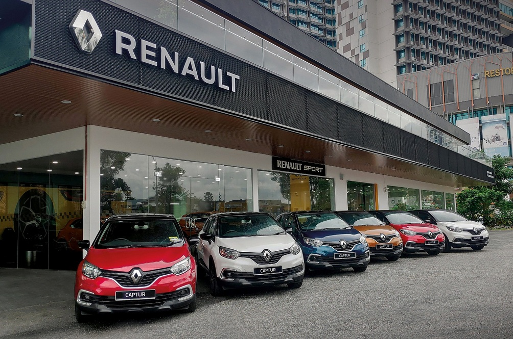 Have A Trial Of The Renault Subscription's Captur At Just RM399 For A Week