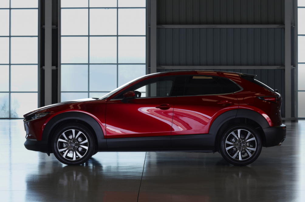 No More Teases And Previews, Here's The Mazda CX-30 In All Its Glory