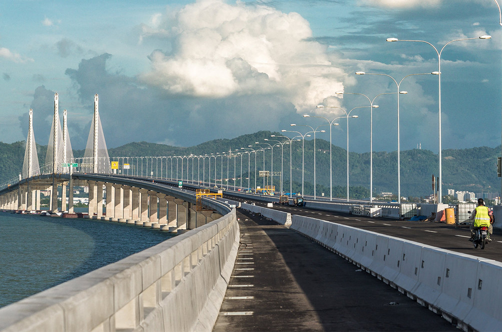 It's Now Only RM7 To Cross The Second Penang Bridge