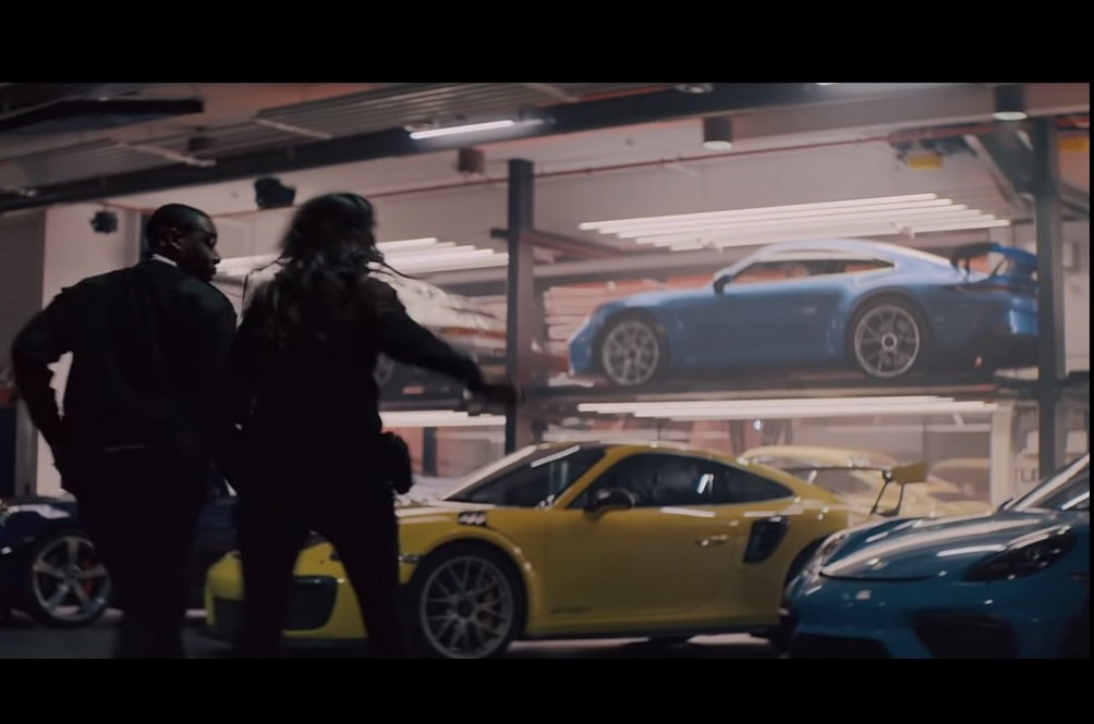 Porsche Drops A GT3 Bomb In Its Super Bowl Ad