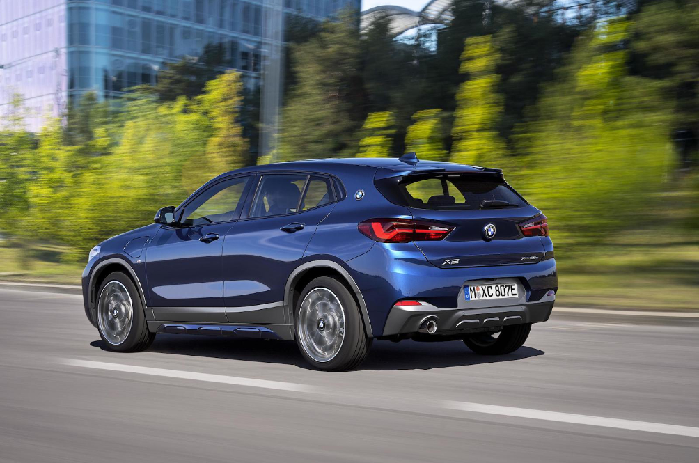 New BMW X2 Joins The Big Electrification Party