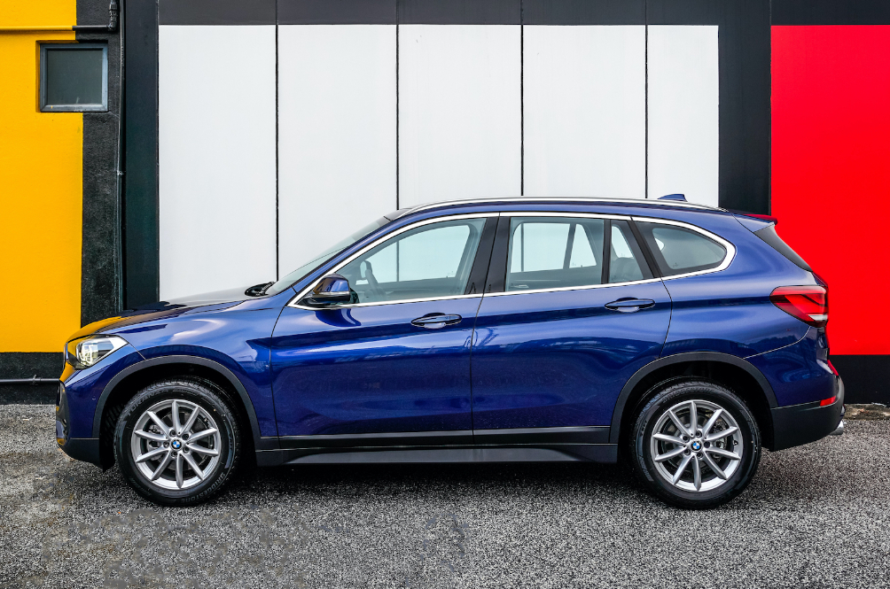 The BMW X1 Is Now Less Powerful And Also Cheaper