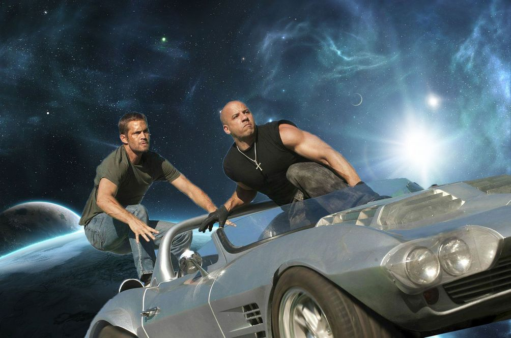 Ludacris Hints The Fast & Furious Franchise Is About To Enter Orbit… Literally
