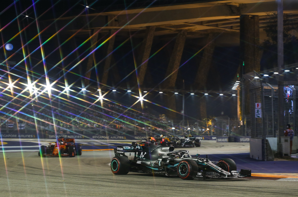 Singapore, Azerbaijan And Japan Grand Prix Cancelled For 2020