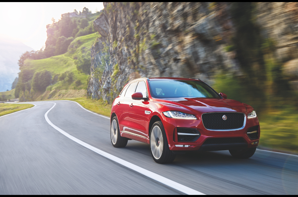 Only 20 Jaguar F-Pace SUVs Get The New, More Powerful Engine