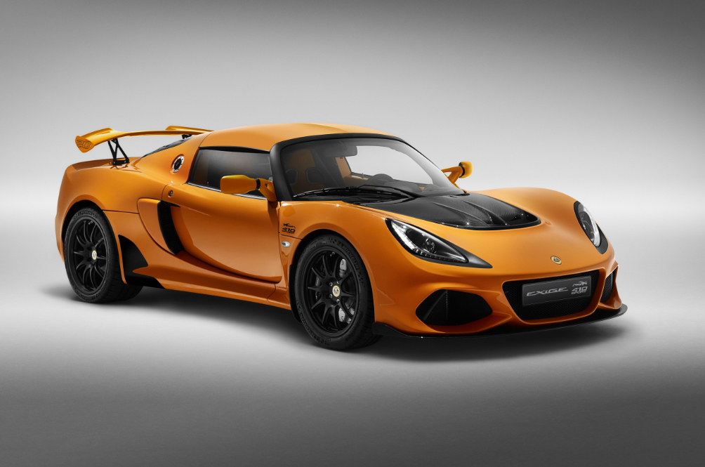 The Lotus Exige Turns 20, Gets New Toys To Play With