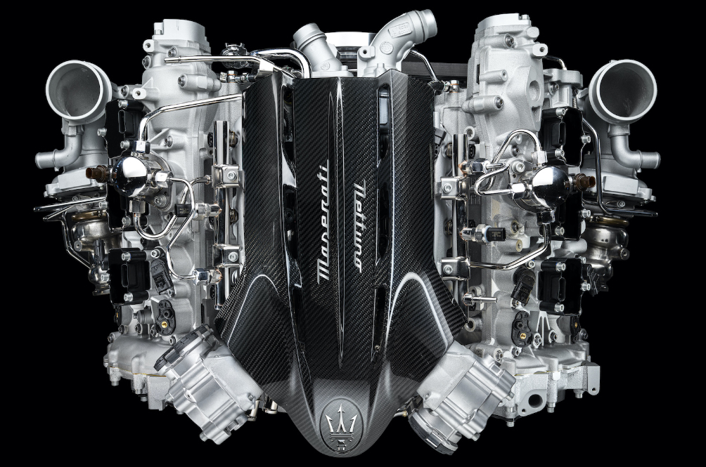 Let's Marvel At Maserati's Newest Engine — The Nettuno