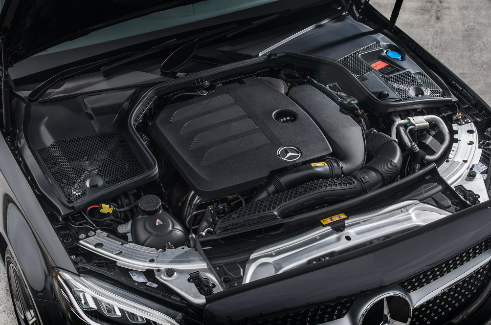 New Mercedes-Benz C 200 Finally Gets The Power It Deserves