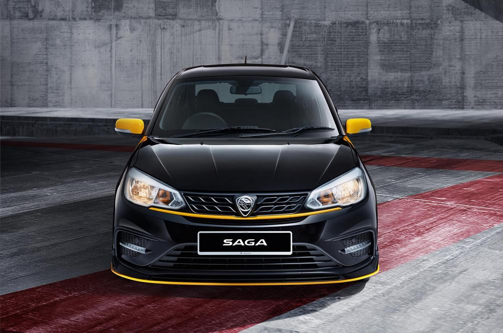 Proton Saga Anniversary Edition Marks The N95 Cabin Filter For All Proton Models
