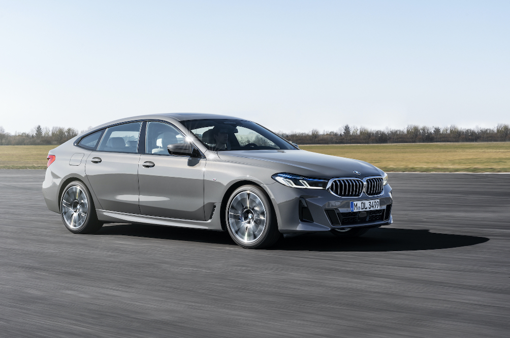 The BMW 6 Series Gran Turismo Gets A Facelift, Still Unsightly?