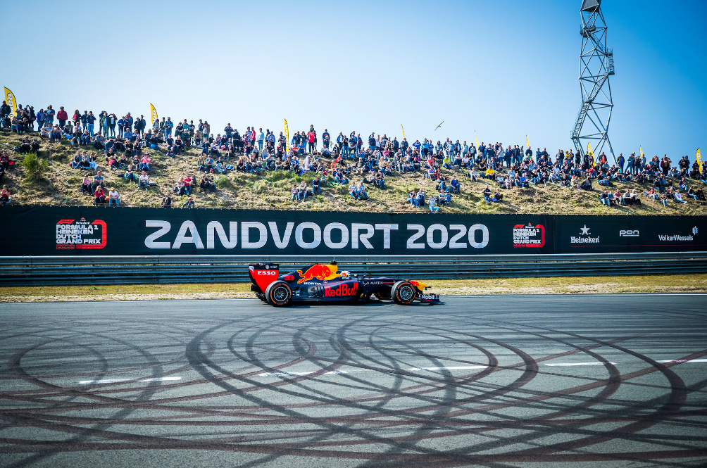 Dutch GP Is A No-Go For 2020
