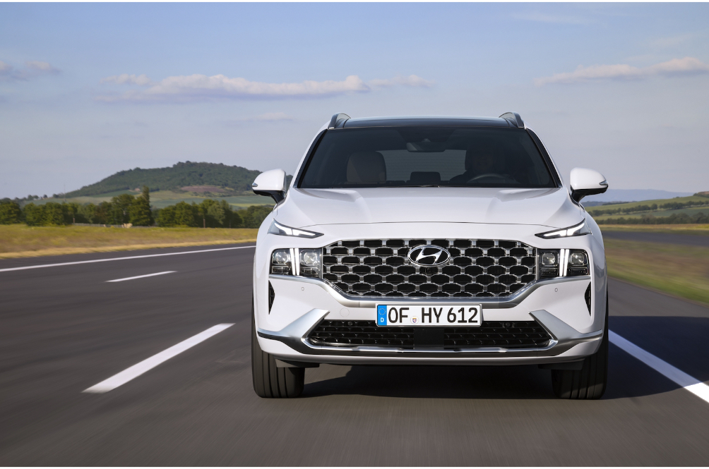 Hyundai Reveals A Grille That Comes With Its Own SUV