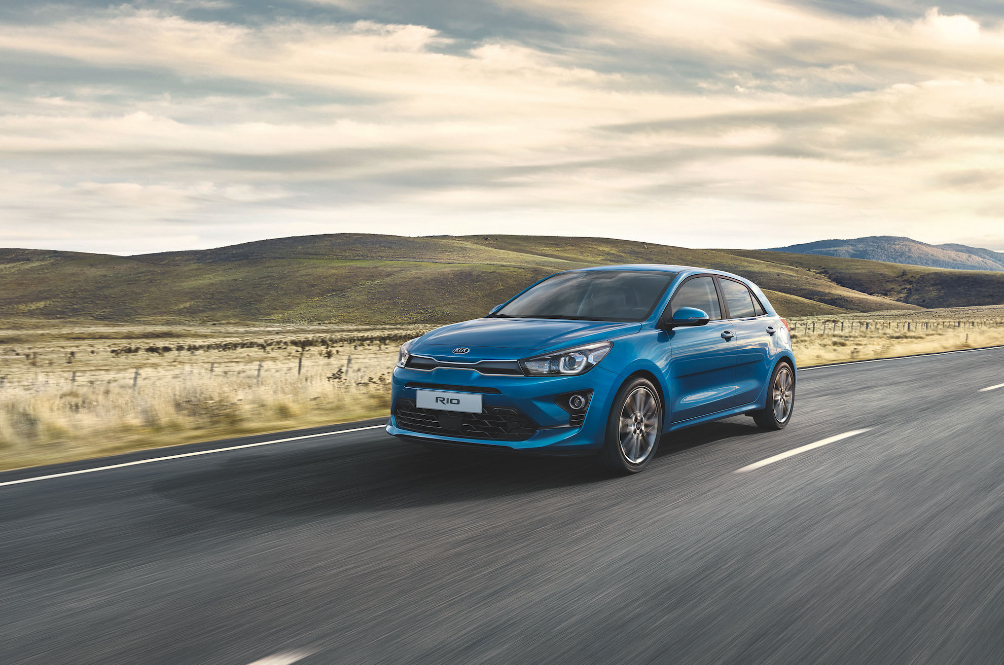 Kia Has Packed A Lot Of Car In The Rio's Small Body