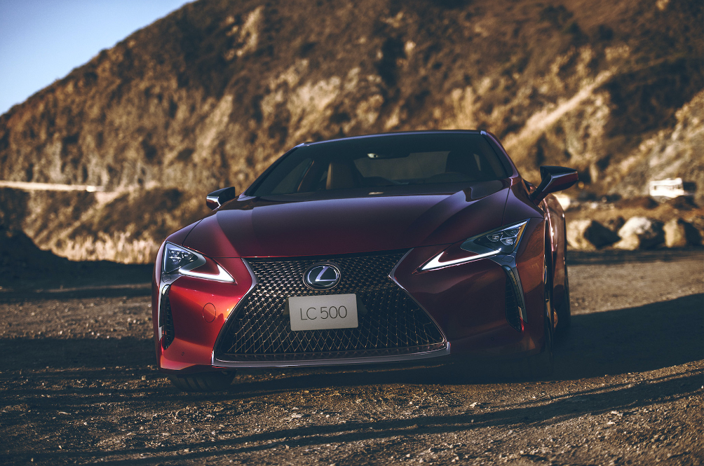 The New 2020 Lexus LC 500 Might Be The Best RM1.25mil You'll Ever Spend