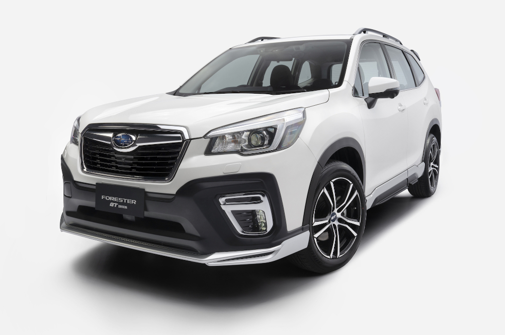 The Subaru Forester GT Edition Actually Looks Better Than The Rest Of The Lineup