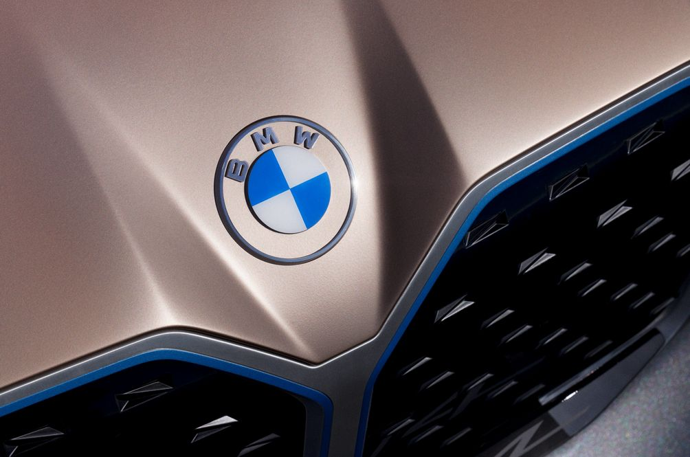 BMW Isn't Actually Going To Use Its New Logo On Its Cars