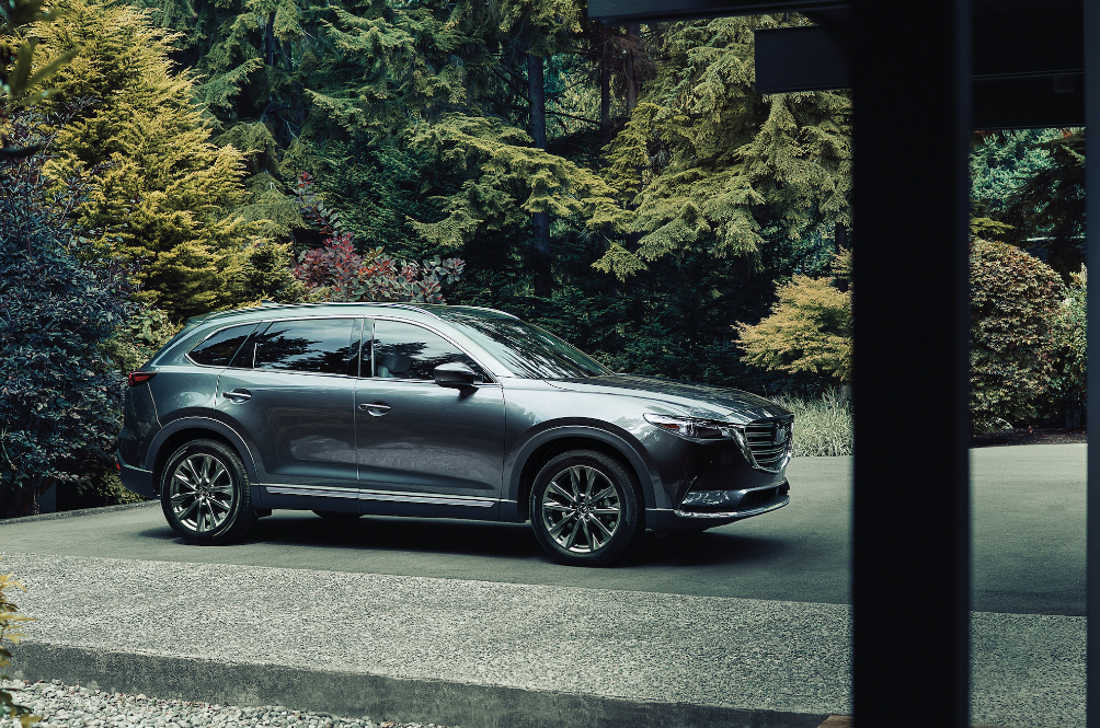 The 2020 Mazda CX-9 AWD Can Go Off-Road But Not Off The Rails