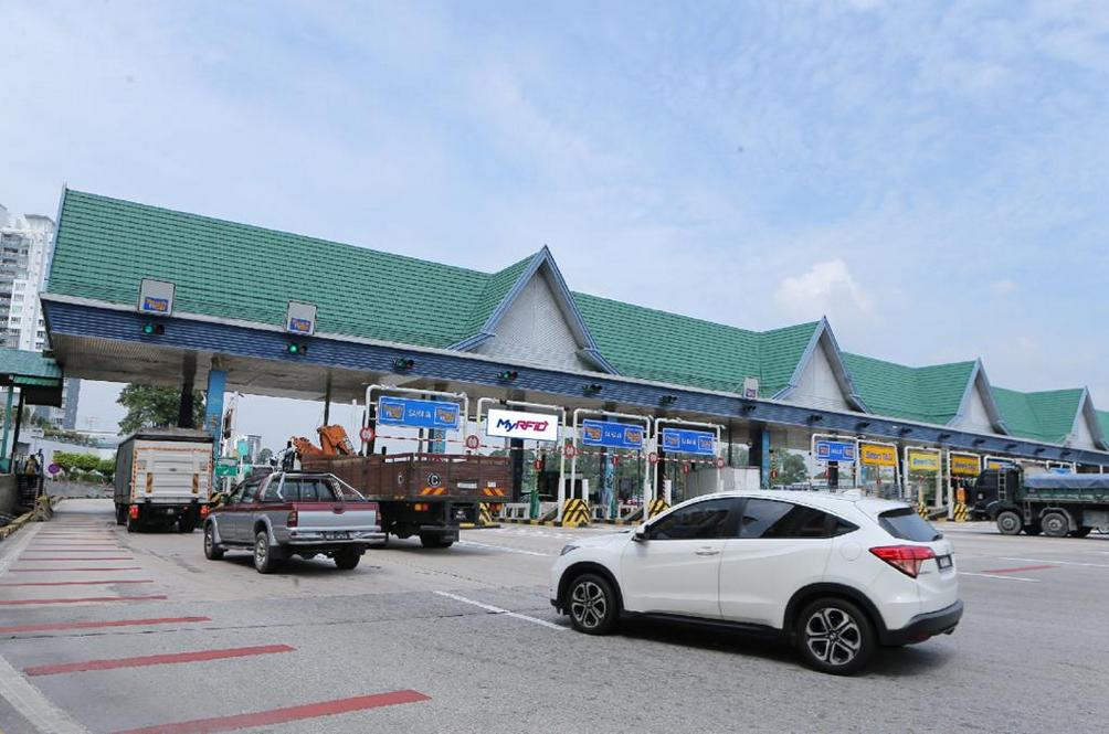 RFID To Finally Be Available On All PLUS Closed-Loop Tolls From 1 April 2020