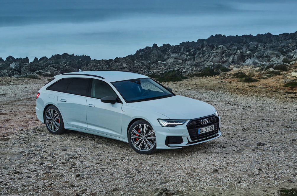 The New Audi A6 Avant Adds A Different Kind Of Charging To The Mix