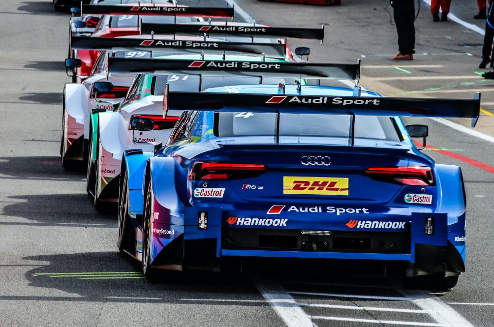 Audi Bids Auf Wiedersehen To DTM