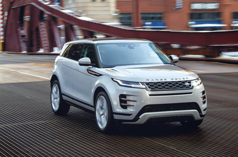 The New Range Rover Evoque Will Make Some Rethink Their Finances