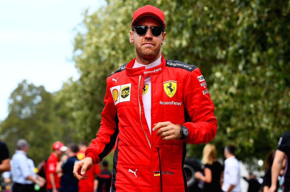 Sebastian Vettel And Scuderia Ferrari Will Part Ways At End Of 2020 Season