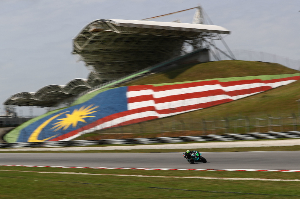 Sepang International Circuit Reopens Its Gates. Terms And Conditions Apply