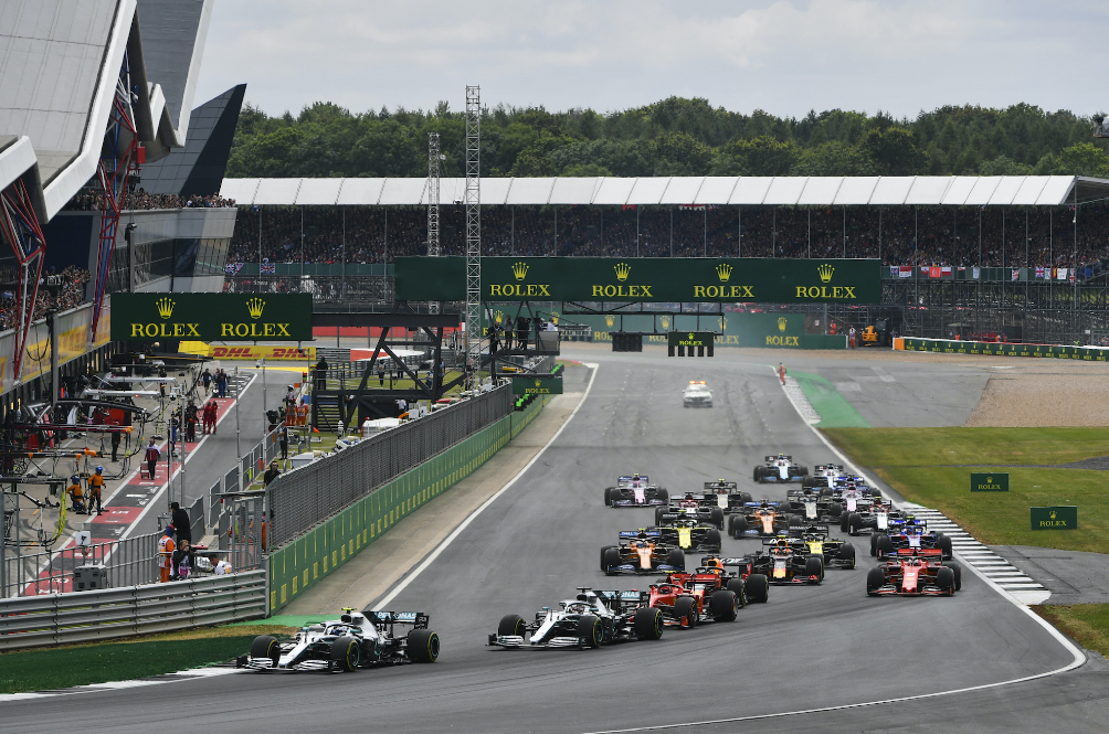 Silverstone Agrees To Host Two Races For The 2020 Formula 1 Season