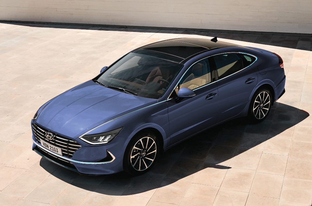 The All-New Hyundai Sonata Is An Alternative To The Usual Japanese Flavours