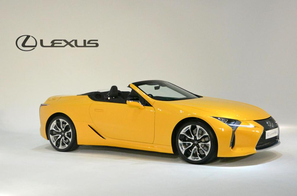 Lexus Wants RM1.35 Million For The LC 500 Convertible… We Say Take Our Money