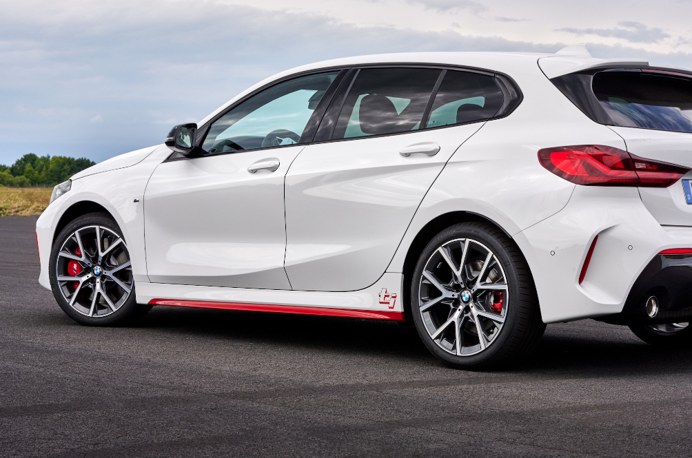 The BMW 128ti Is Destined To Do A Great Many Things