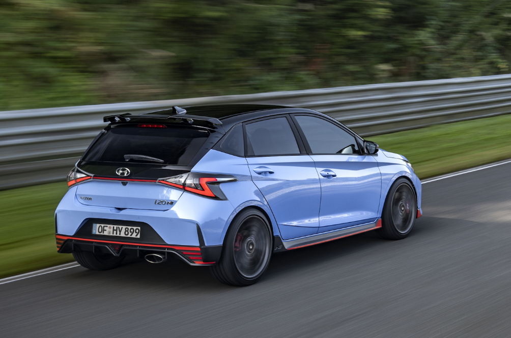 After Breaking The Ice, The Hyundai i20 N Is Ready To Scorch The Road