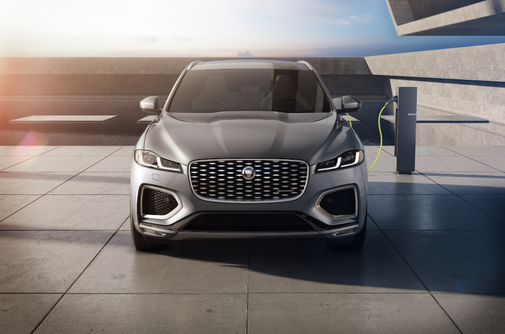 Jaguar F-Pace Gets Zapped, Adds Electrified Versions To The Range