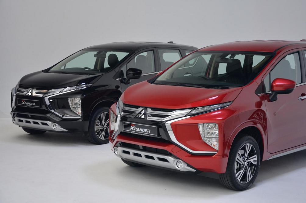 Expand Your Seven-Seater Options With The Mitsubishi Xpander