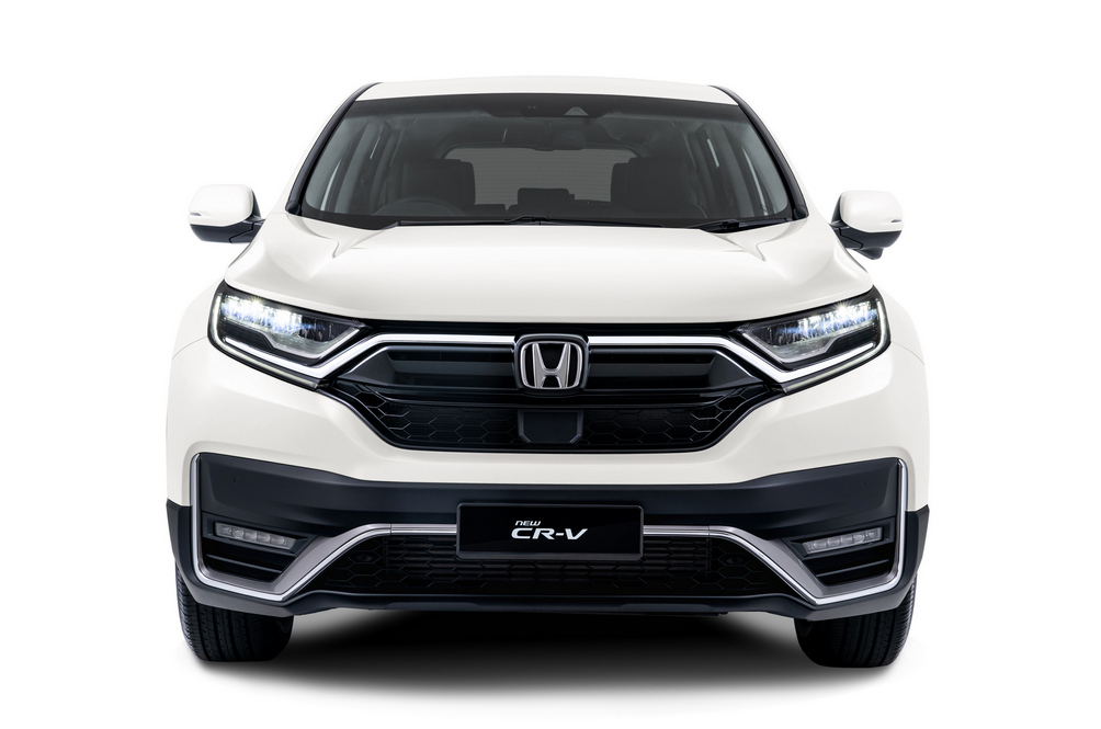 You Can Now Drop A Booking On The New Honda CR-V
