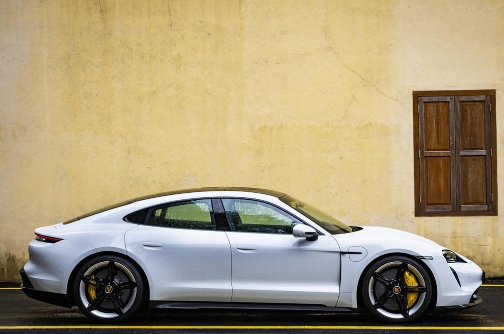 Porsche Opens Its Doors To Pure Electric Drive With The Taycan