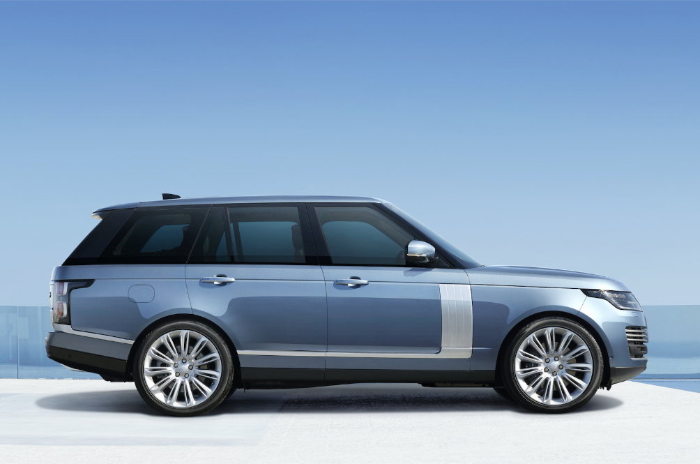 Range Rover Ditches V6 And V8 Diesels, Adds Mild Hybrid Diesel Options Instead