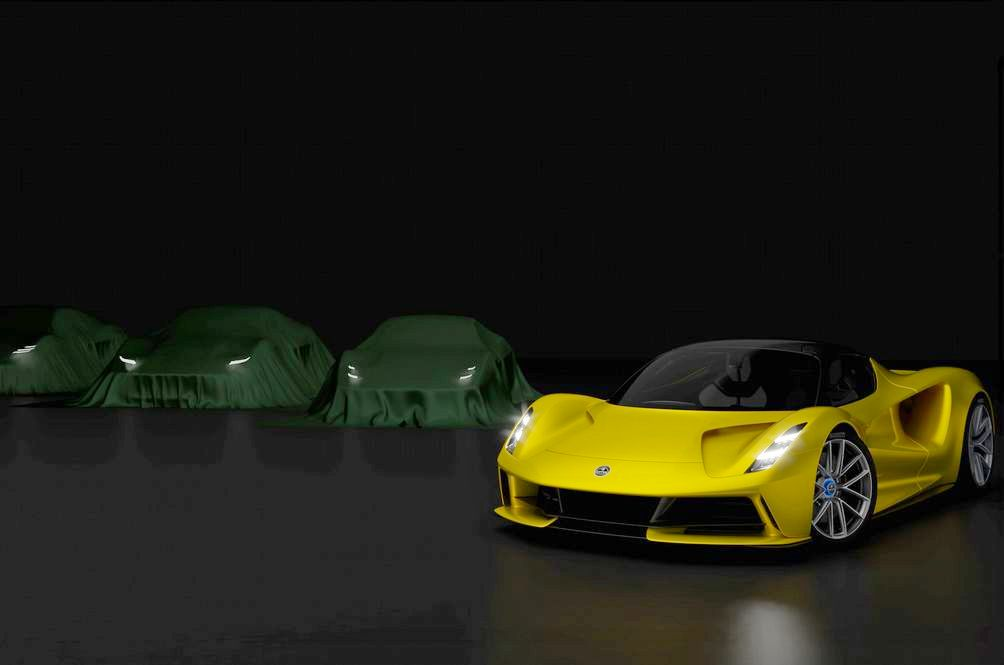 Lotus' Entire Current Line-Up Will Be Put Out To Pasture This Year