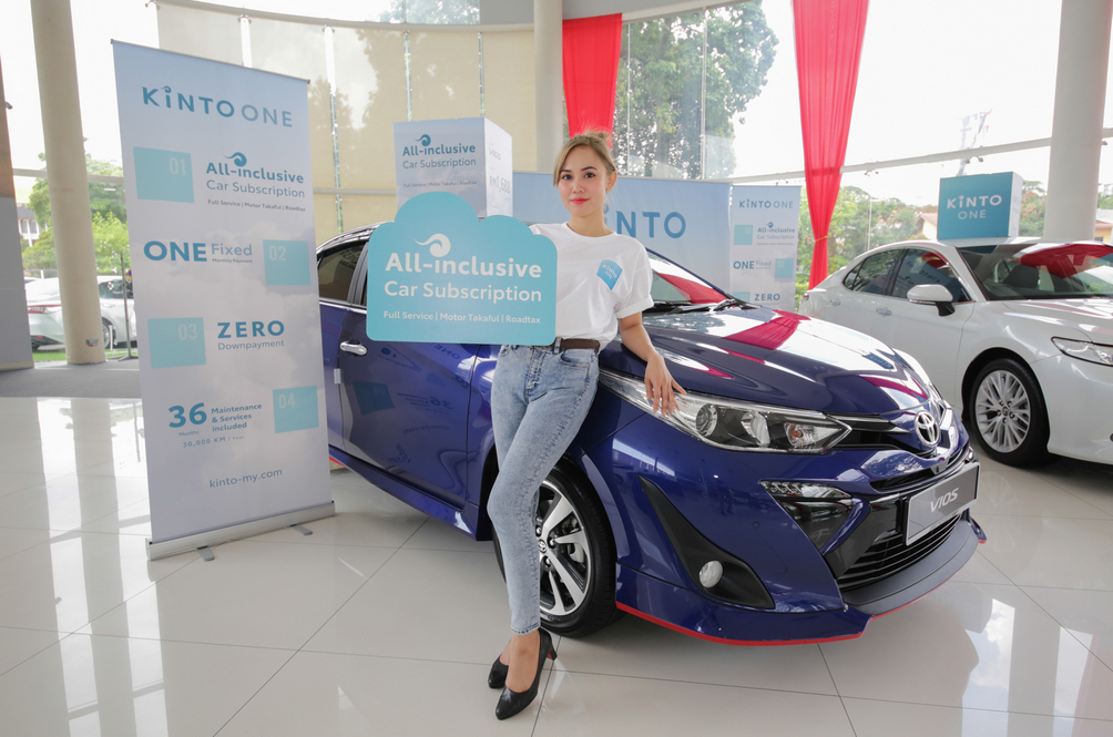 Toyota Hops On The Leasing Bandwagon With Kinto One