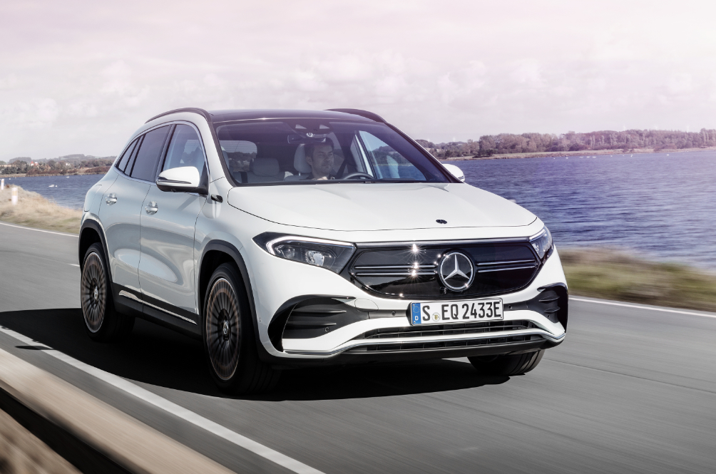 The All-New Mercedes-Benz EQA Is More Than Just An Electrified GLA