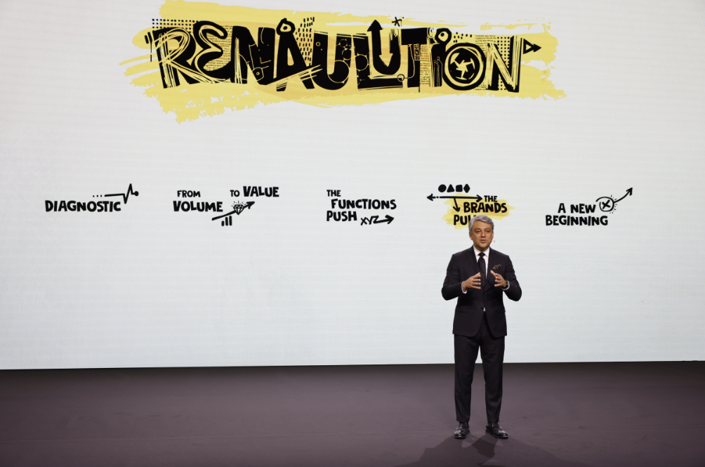 Renault's Renaulution Is A Five-Year Plan To Turn Fortunes Around